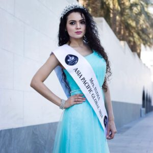 Mrs India Asia pacific Global 2018 – Urooj Khan