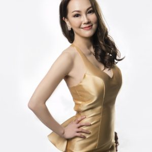 Mrs Malaysia Asia Pacific Global 2018 – Dr Elisse Lim